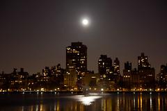 Super Moon (KimberlyHuebner) Tags: newyorkcity nightphotography canon centralpark manhattan colorphotography supermoon