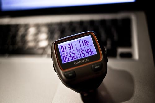 91min 15.49km ave5:52 H118