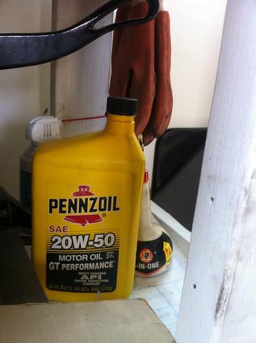 C&P's need oil
