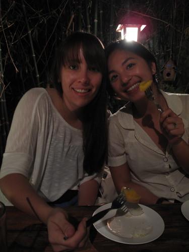 Mango & Sticky Rice.