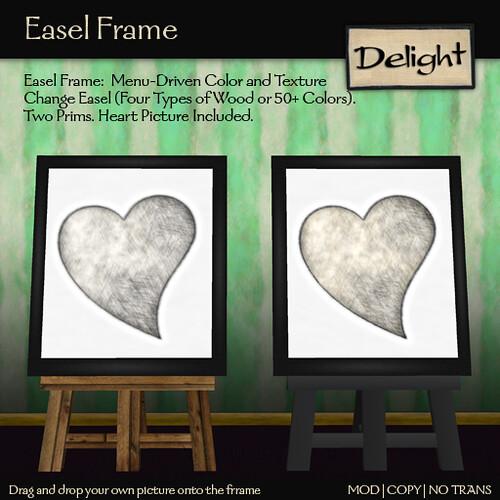 Easel Frame
