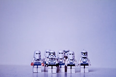 52 11 Odd One Out (izzygphotos) Tags: star lego clones stormtrooper wars snowtrooper clonetrooper