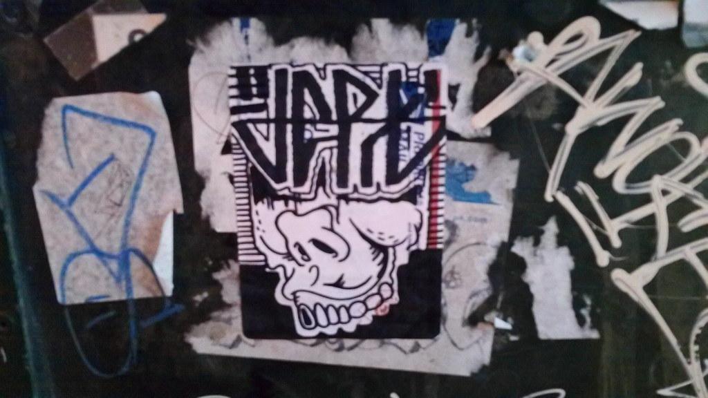 JERK sticker - East Bay, Ca