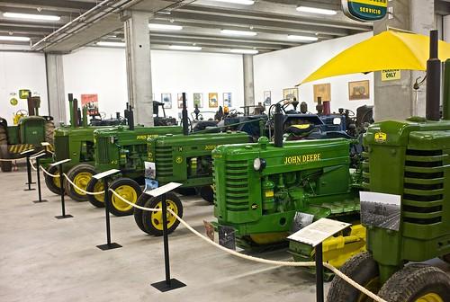 L9771592 - Museu del Tractor d'Epoca. John Deere