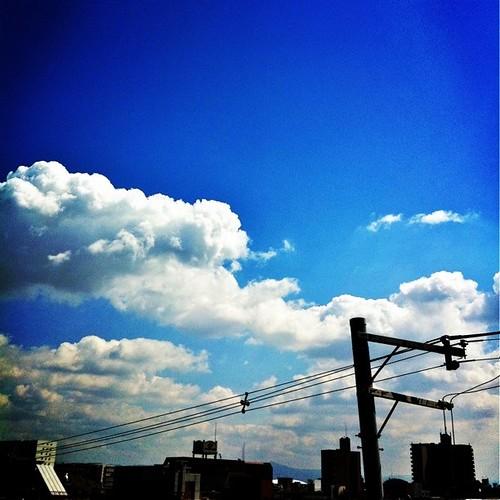 今日の写真 No.202 – 昨日Instagramへ投稿した写真(3枚)/iPhone4 + CAMERAtan