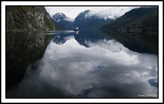 Aurlandsfjorden (TM photoz - TrondM) Tags: mountain boat fjords flm aurland flaam trondm flickrstruereflection1 flickrstruereflection2 flickrstruereflection3 flickrstruereflection4