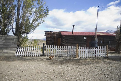 casita Nahuel Pan station b