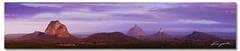5:1 Mega Panoramic - Glass House Mountains ([ Kane ]) Tags: landscape australia brisbane panoramic qld queensland 51 sunshinecoast glasshousemountians kanegledhill wwwkanegledhillcomau