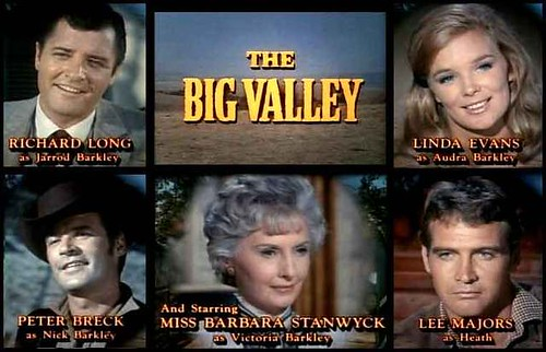 The Big Valley with Lee Majors