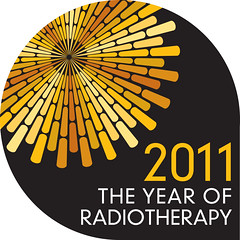 2011: The Year of Radiotherapy Logo