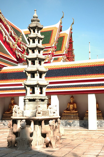 Wat Pho - Phra Rabieng