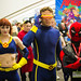 X-Men and Deadpool at Wondercon