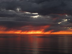 Torrey Pines Sunset (peasap) Tags: