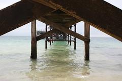 IMG_0720 (Simon : )) Tags: sea water pier wave shore totlandbay