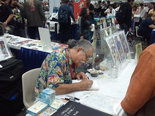 WonderCon SF Update, MAD Magazine's Sergio Aragonés, And More