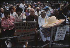 A Senior Citizens' March