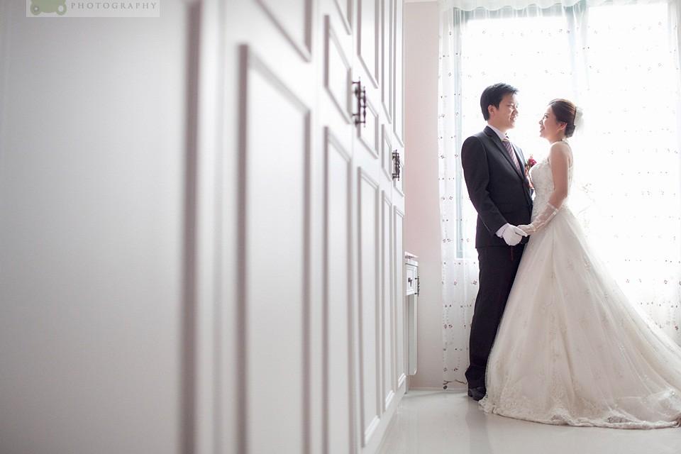婚禮記錄  Ricky+Fiona @林口福容