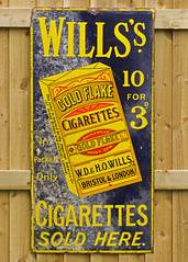 Will's Gold Flake Cigarettes (andrewfry1) Tags: wills goldflake