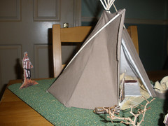 Tipi project finished