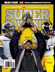USA TODAY PUBLISHES SUPER BOWL XLV PREVIEW