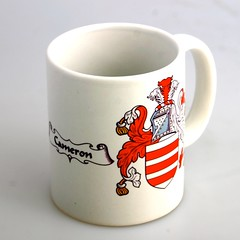 Cameron Coat of Arms Mug