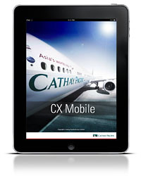 Cathay Pacific Airways 提供