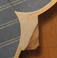bergonzi-linings (Geoff Richings) Tags: violin making bergonzi viotti