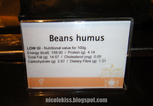 beans humus