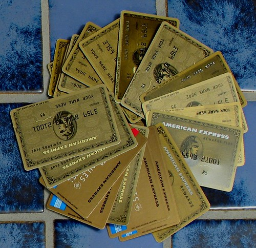 American Express Gold Promo Cards
