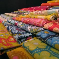 Little Folks Close up (GoldWillow) Tags: sewing fabric quilting annamariahorner littlefolks singlegirlquilt
