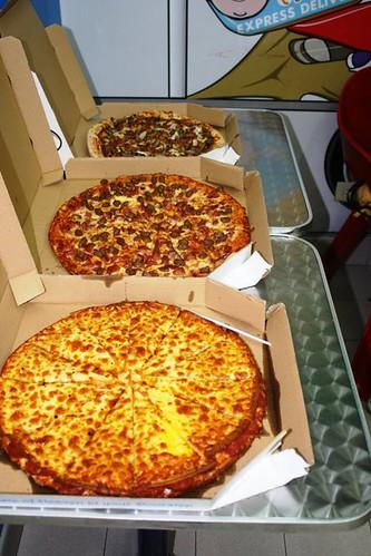 pizza tall