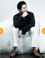Park Shi Hoo's Biography and Photos