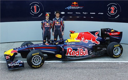 Red Bull Racing - RB7