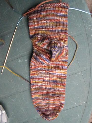 Socks for Yana