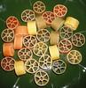 Ruote tricolore (JuliaBalbilla) Tags: pasta tricolore ruote gmofreeworld