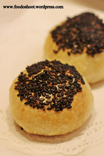 Salt & Pepper Cashew Nut Pastry