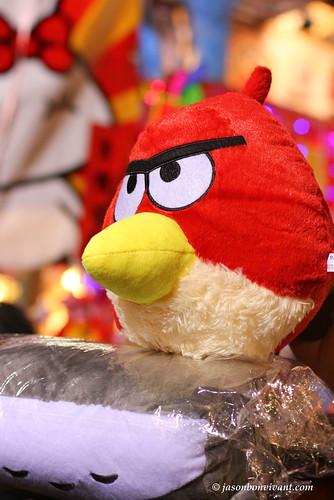 Angry Bird arghhhhh