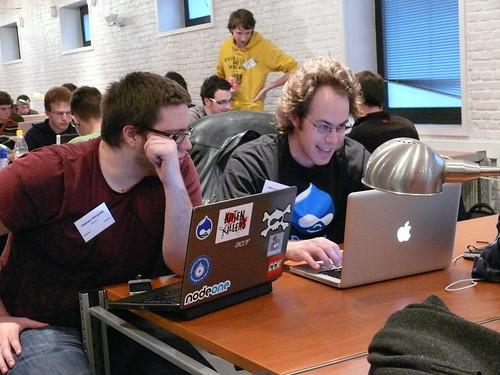 Drupal Codesprint à Emakina, vendredi 4 février 2011