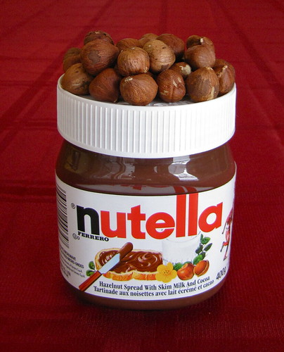 Nutella love!