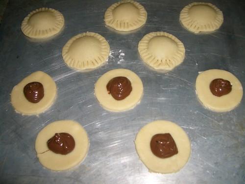 "... Cooking Chemist: World Nutella Day: Nutella-Filled ""Ravioli"" Co..."