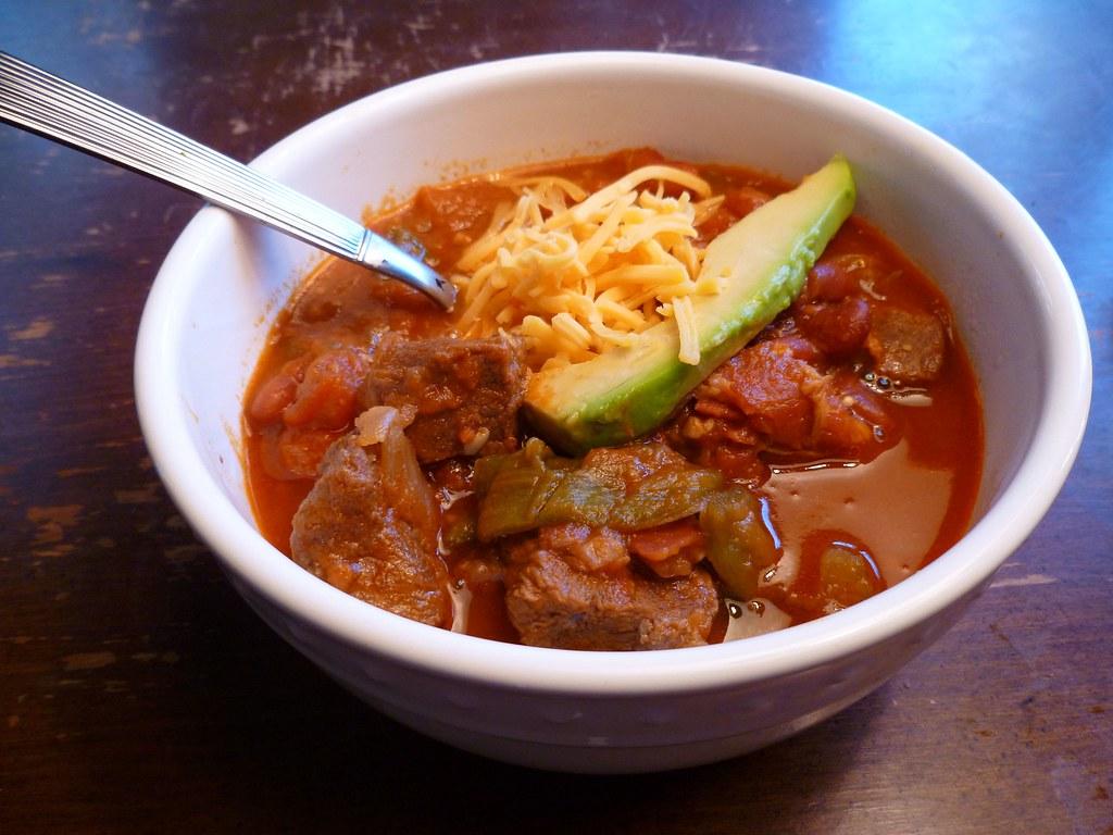 Texas Brisket Chili