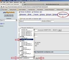 database mysql arabic (Majed Al-Jemmieh) Tags:
