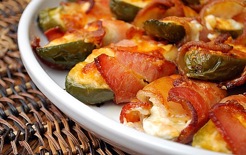 What's Cookin, Chicago?: Bacon Wrapped Jalapeno Poppers