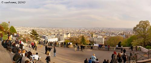 París, a los pies de Montmartre