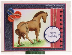 Horsey Birthdays
