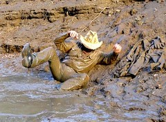 17 WS Sliding fully clothed highly recommended (Wrangswet) Tags: wet canal mud hiking cowboyhat wetlook riverhiking muddyboots swimmingfullyclothed muddycowboy wetcowboy muddycowboyboots mudwallow wetwranglerjeans mudwallowing muddywranglerjeans cowboybootsandspurs muddycowboywallowing