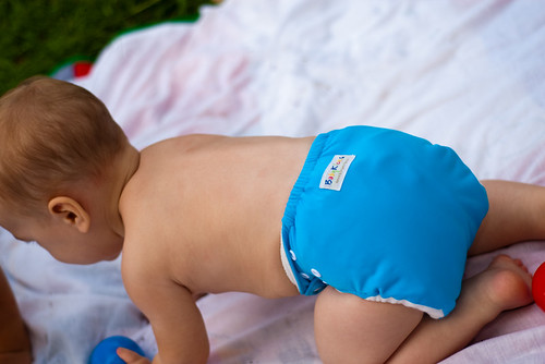 Baby's Choice: Reusable Cloth Diapers by @babykicks