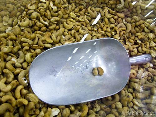 cashew scoop-a-licious-ness