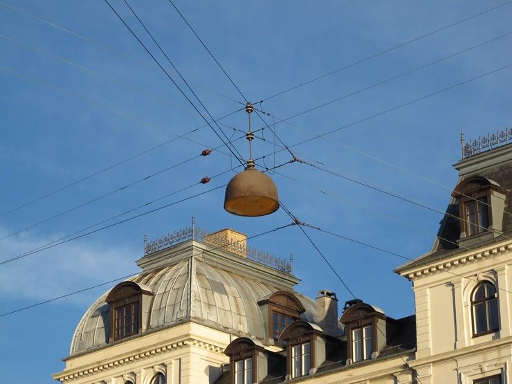 Københavnerlampen / the Copenhagen Lamp