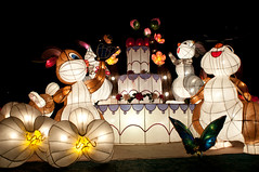 Taipei Lantern Festival -  (Todor Kamenov ) Tags: festival night lights nikon colorful taiwan taipei lantern d300 2011 20mm28d